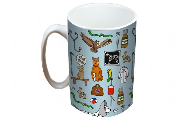 Selina-Jayne Vets Mug and Coaster Gift Set